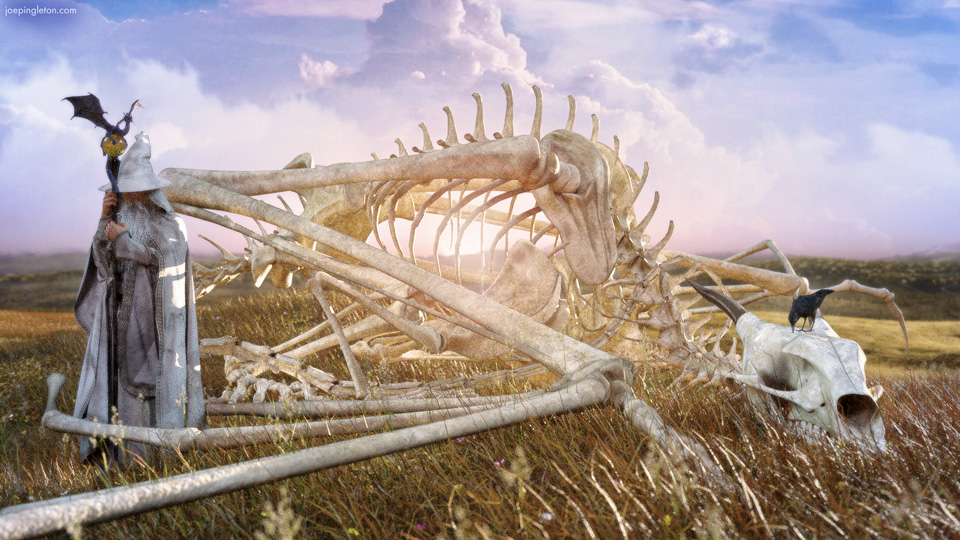 No more dragons left to slay by JoePingleton