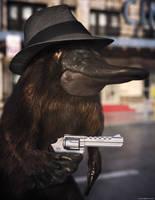 Perry the Platypus by JoePingleton