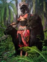 Black Beauties by JoePingleton