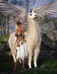 Llamapegacorn