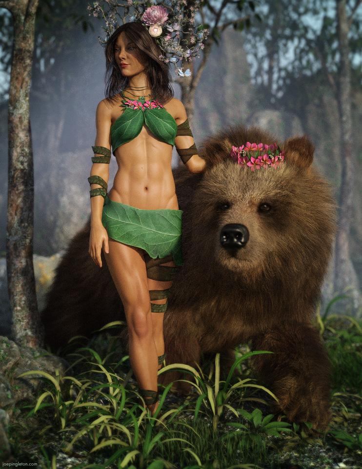 Bear with Me by JoePingleton