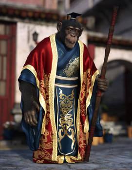 Chimp King