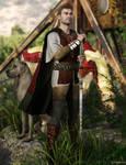 Weathered Warrior