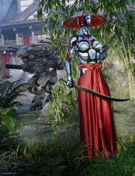 Synthoid Samurai