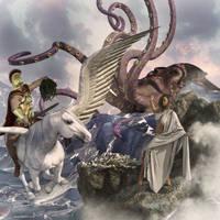 Release The Kraken! by JoePingleton