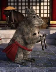 Every Bunny Was Kung-Fu Fighting by JoePingleton