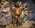 War Hamsters by JoePingleton