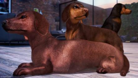 Watch Dogs by JoePingleton