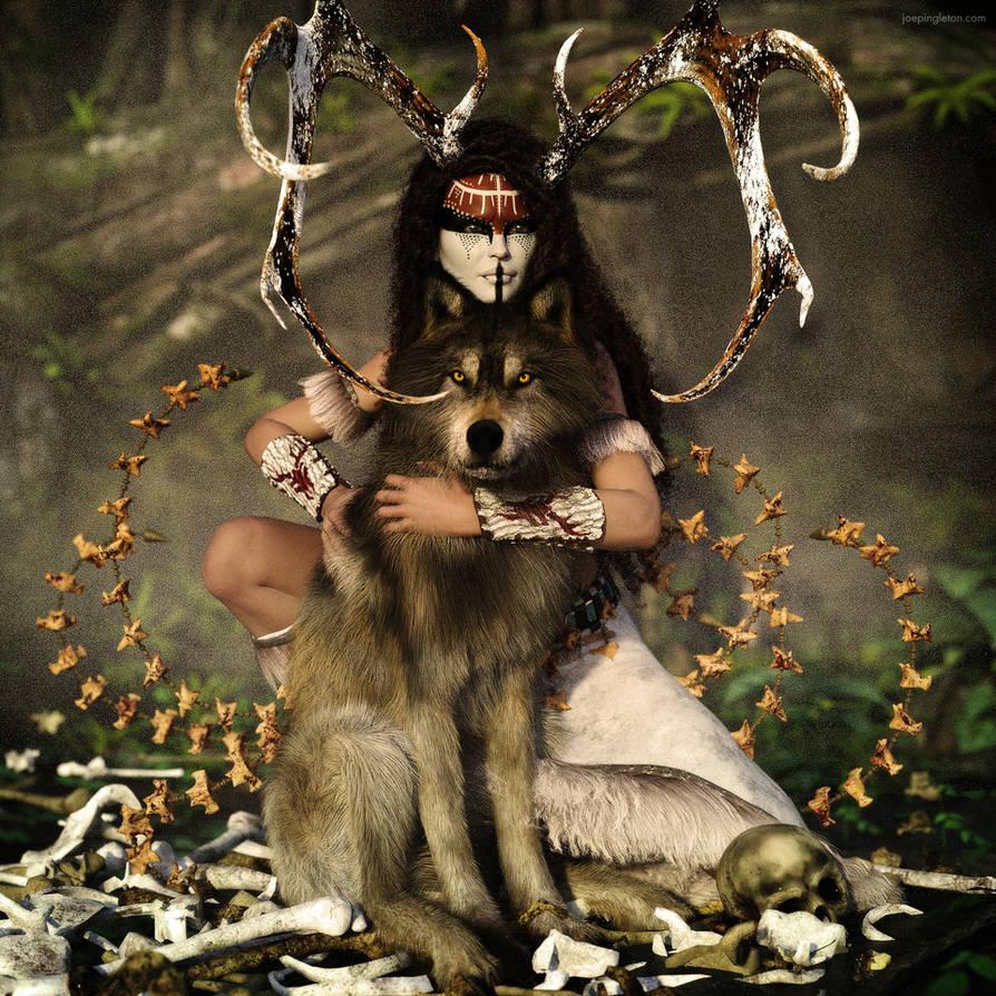 Sisterhood of the Wolf by JoePingleton