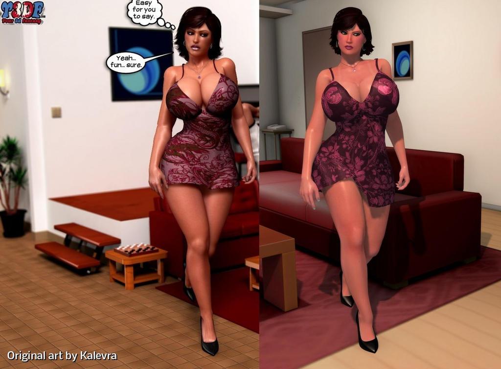 XXX Incest Cartoon 3D Porn Pics 3D Sex Comics