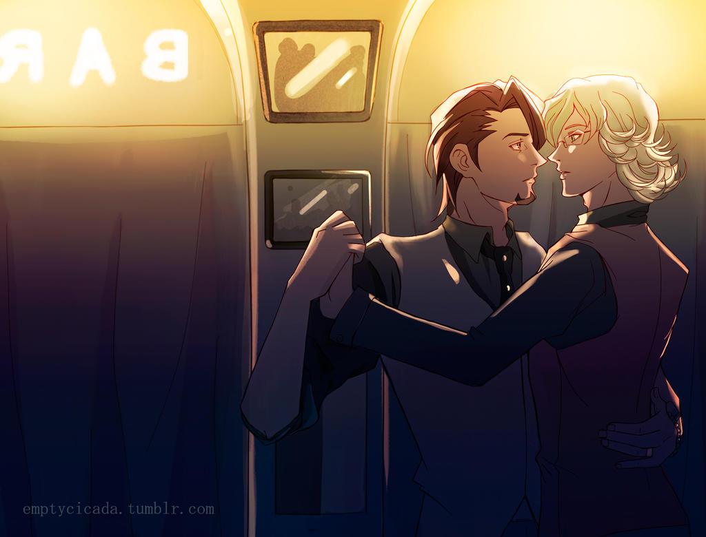 Midnight Tango by emptycicada1