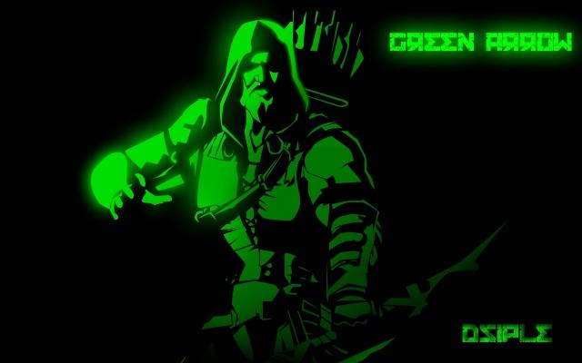 Injustice Green Arrow Pop Art By MakeOneDavid