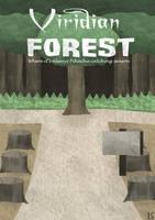 Pokemon Viridian Forest Travel Poster by Corinthiansrose77