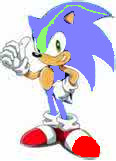 Sonic recolour by bloodshed939