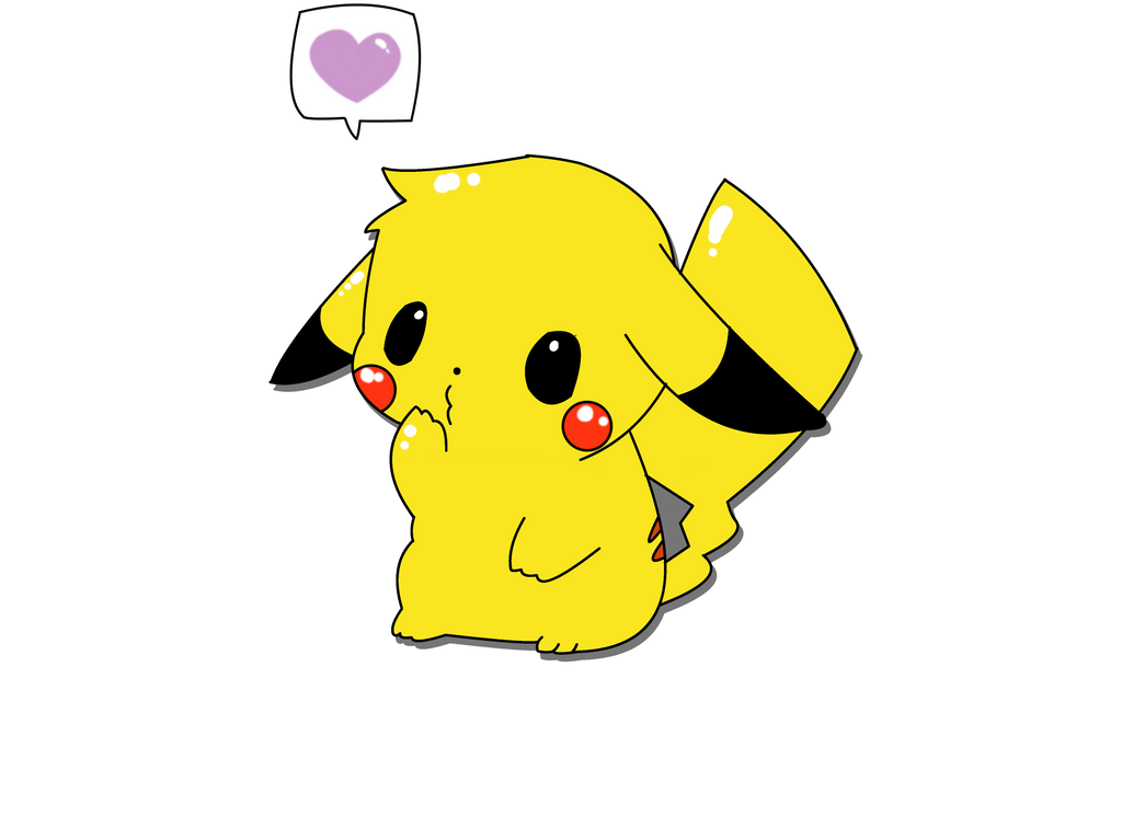 Pikachu Chibi By DareNatG