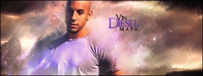 Vin Diesel by MatoDesign