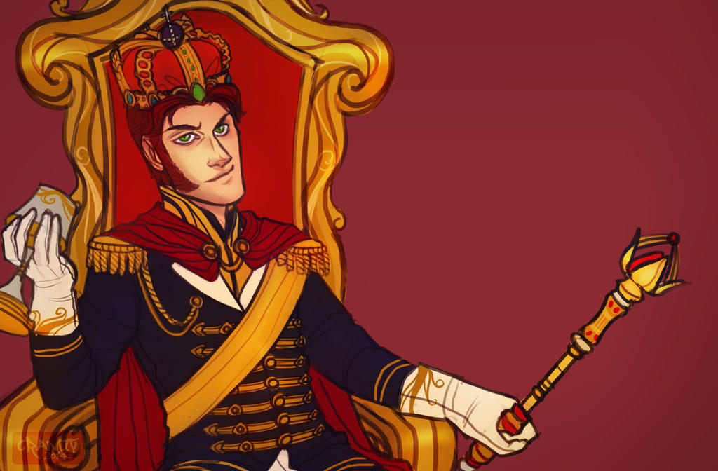 King Hans by Cranity