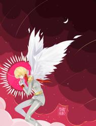 P5 DSN - Angel Goro by MonkeyHazard