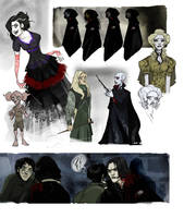 Deathly Hallows characters 5