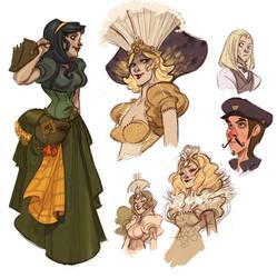 Steam girls