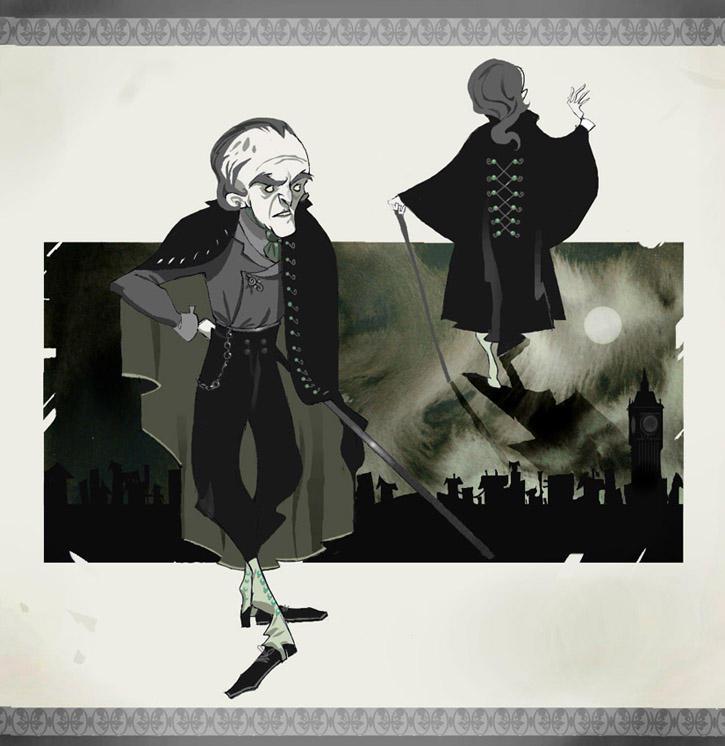 James Moriarty by Sally-Avernier