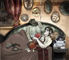 Hard time for Sherlock Holmes