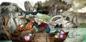 Noe et Kymon