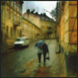 ... rainy mood ... by AmirNasher