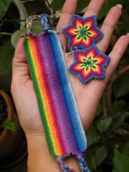 Rainbow collection by Teszugi