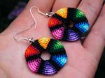 Circle earring v1