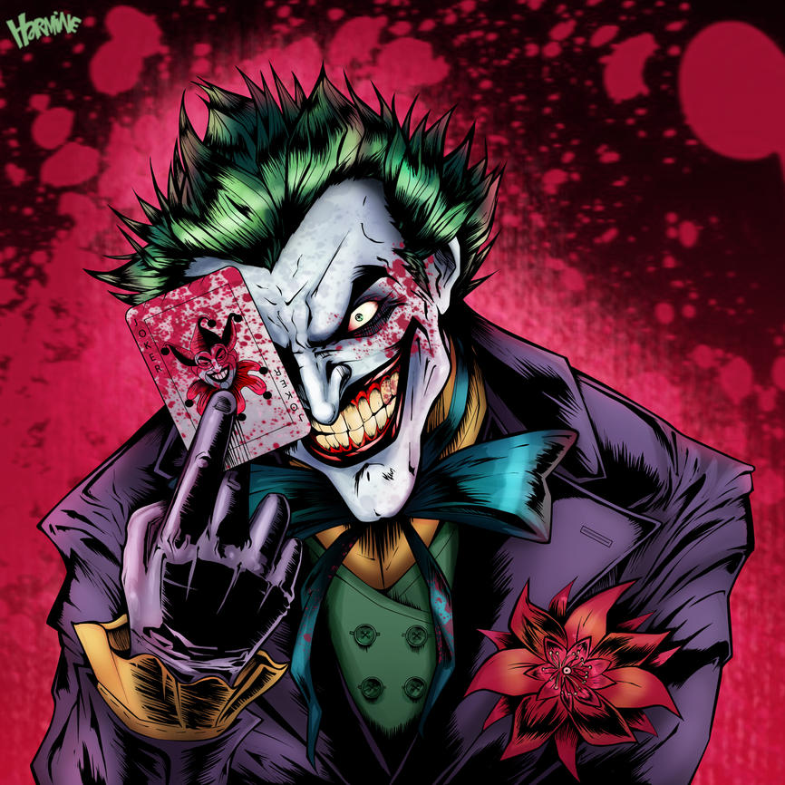 The Joker by theharmine