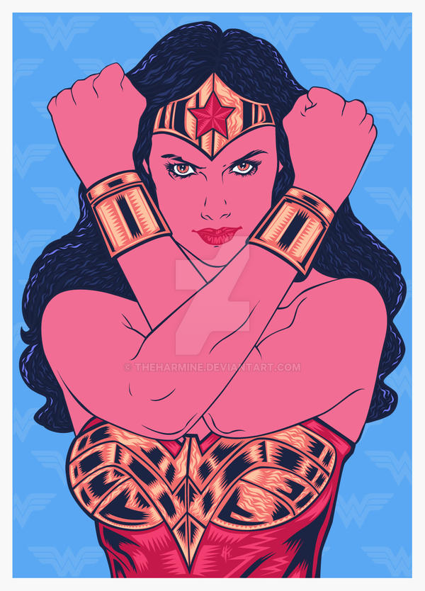 Wonder Woman by theharmine