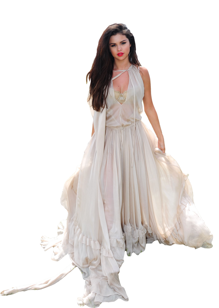 You favorite selena gomez come and get it dress by for Full body wedding dress