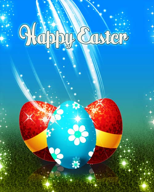 2011 calendar april easter. Easter 2011. Easter will