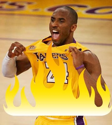 Kobe Bryant by picturizr