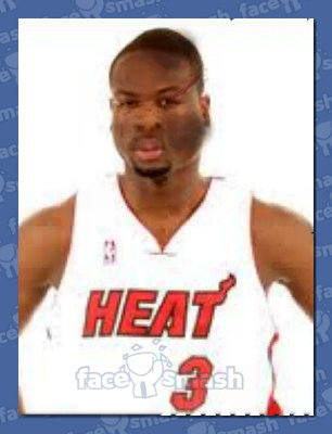 Dwayne Wade by picturizr