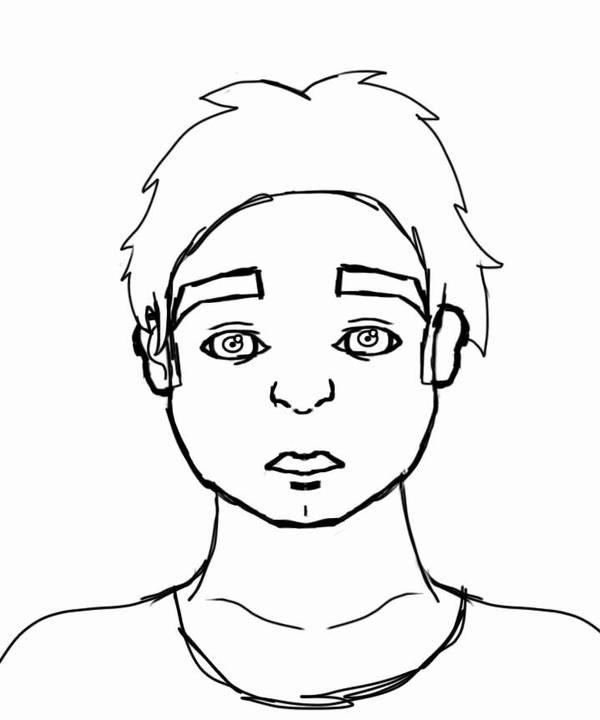 Digital Realistic (ish) Drawing by simoloita