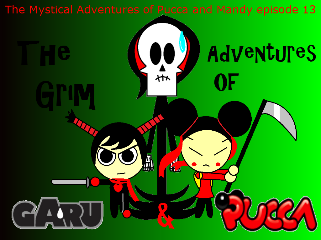 the mystical adventures of pucca and mandy ep 13 by maccagemdiamond