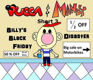 The Mystical Adventures of Pucca and Mandy ep 4 by MaccaGemDiamond