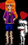 Mr Peabody x Anna