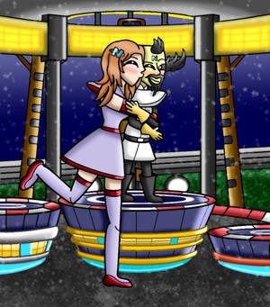 Cortex X Steph: The Trophy Girl is mine! (CE)