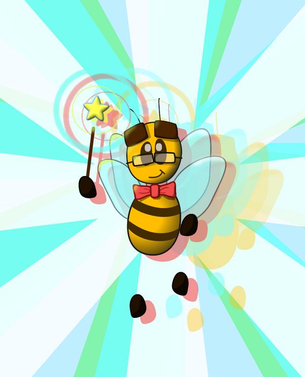 Professor Bee by Kenseiden