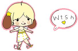 Freebie: Wish_Angel94 by miisobun