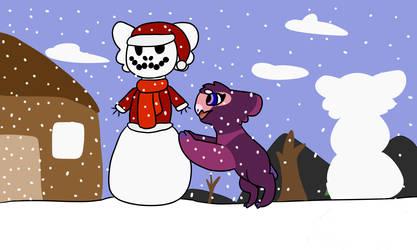 [SS] A Holly Jolly Christmas by Tsavoritepuppy