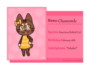[CC] Chamomile Approval