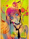 Print - Crazy Freaky Scary