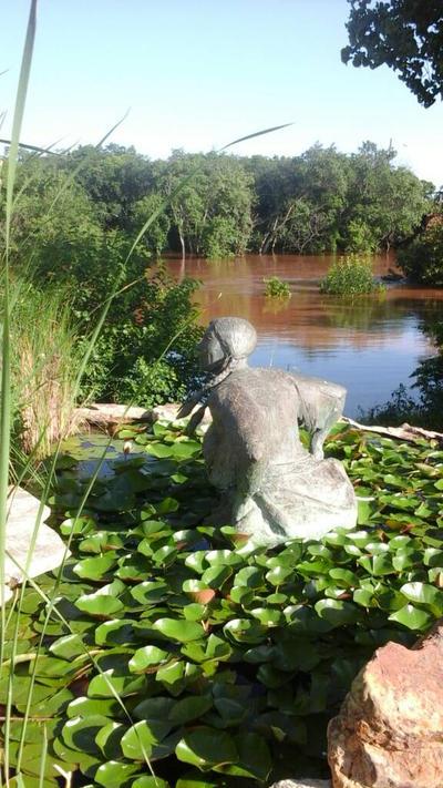 Weecheta Indian Sculpture 052415 by wiz2525