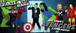 The Piledriving Critique: Axel Braun's Avengers by demolition-lover414