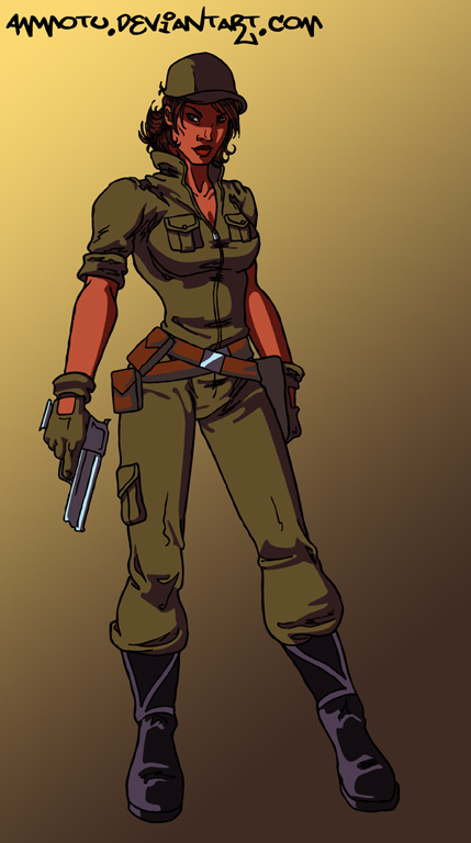 Lady Jaye by Ammotu