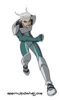 x-men evolution quicksilver